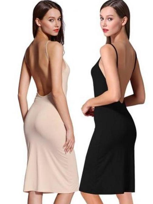 26836d853c Tips on How to Wear a Backless Dress