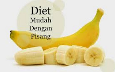 Diet pisang bikin cepat langsing