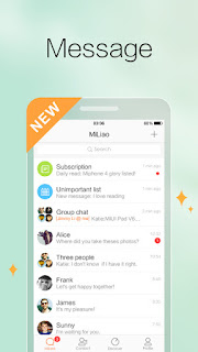 MiTalk Messenger Andriod
