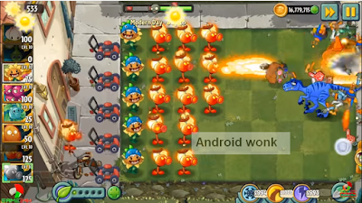 Plants vs. Zombies 2 Apk MOD