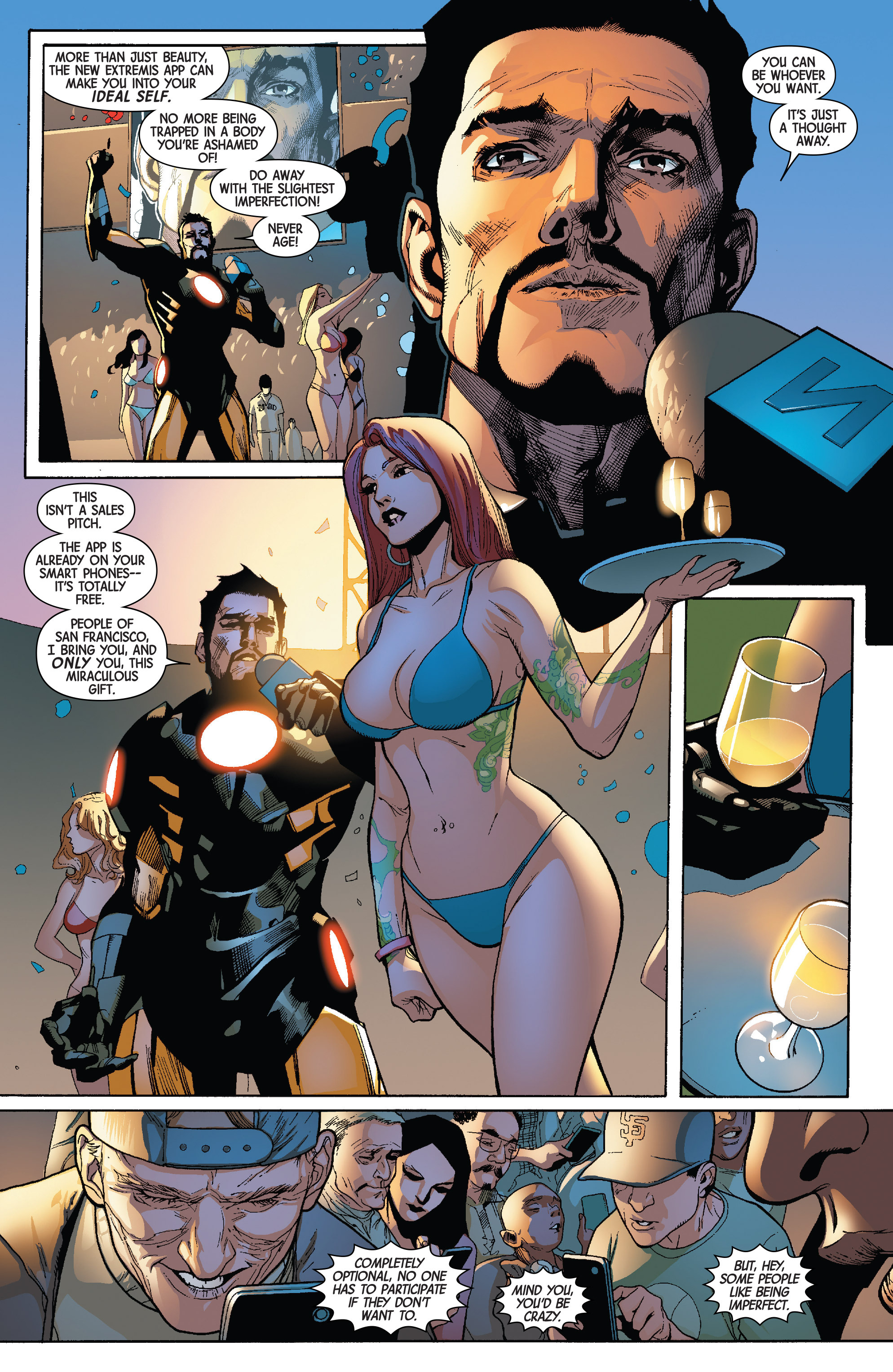 Read online Avengers & X-Men: AXIS comic -  Issue #4 - 14