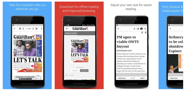 The Digital Guardian Mobile App - Youth Apps
