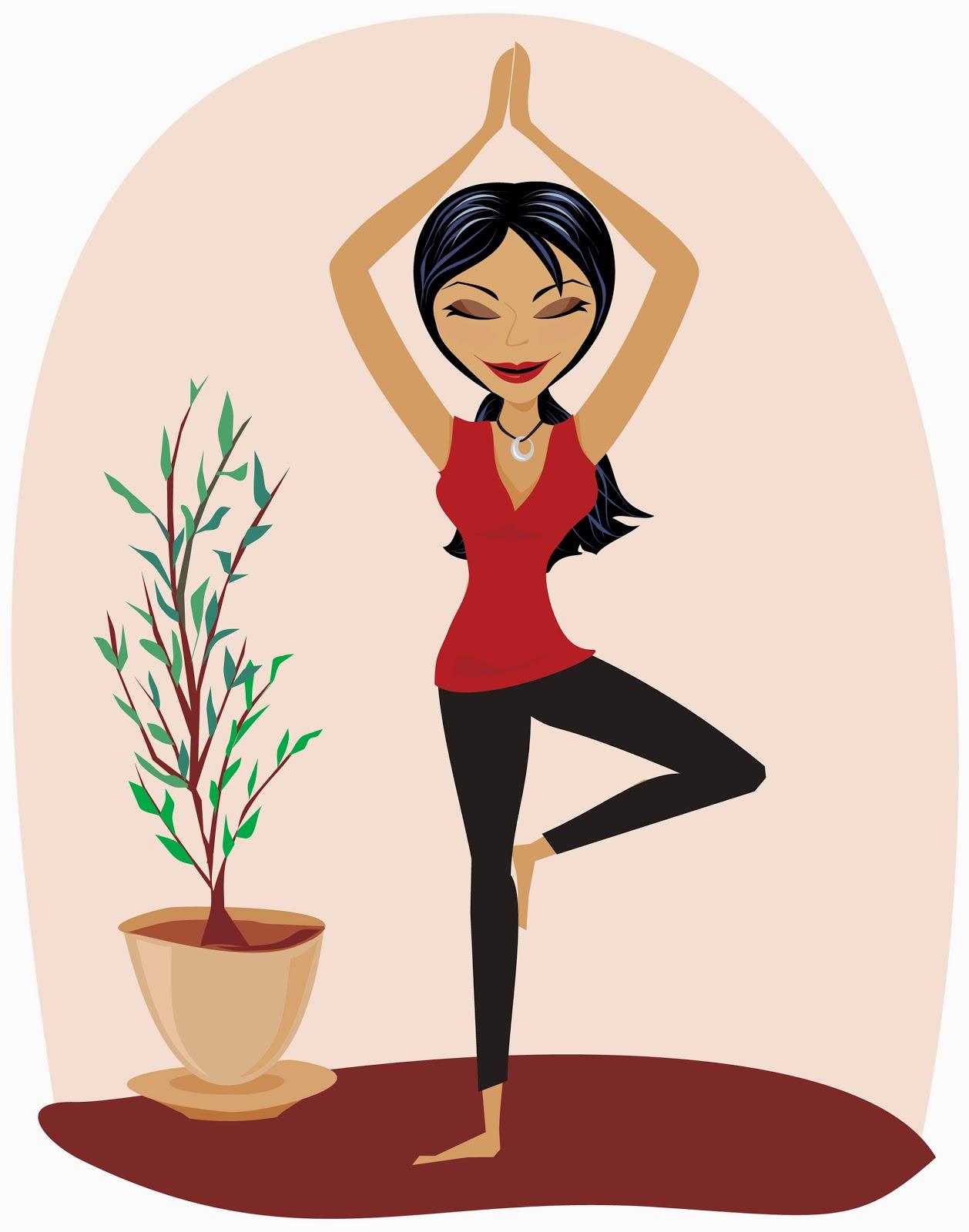 Le yoga pour maigrir durablement - Surveiller votre poids gratuit ...