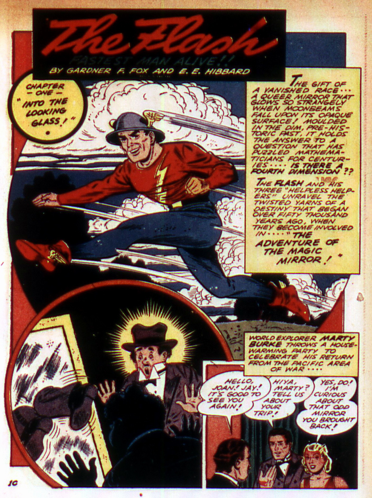 Read online All-Flash comic -  Issue #9 - 33