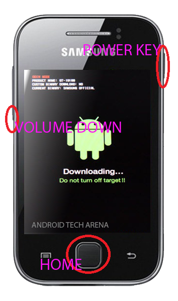 Android Tech Arena How To Install Or Flash Stock Rom On