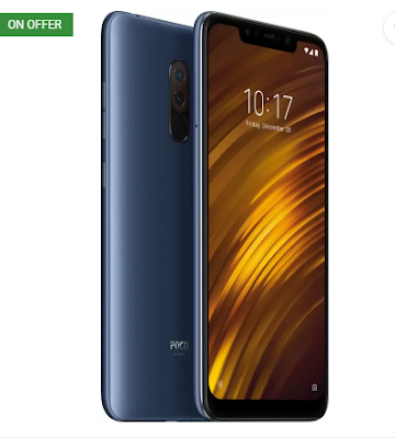 POCO F1 Armoured Edition, 256 GB With 8 GB RAM Price Rs 28999