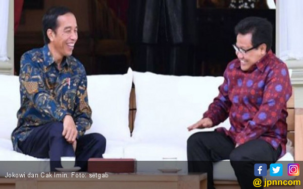 Jokowi Bakal Kandas di Pilpres Jika Cak Imin Tarik Dukungan