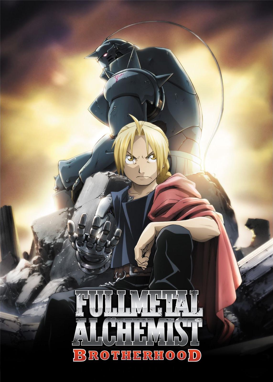 Fullmetal Alchemist Brotherhood - Full HD 1080p