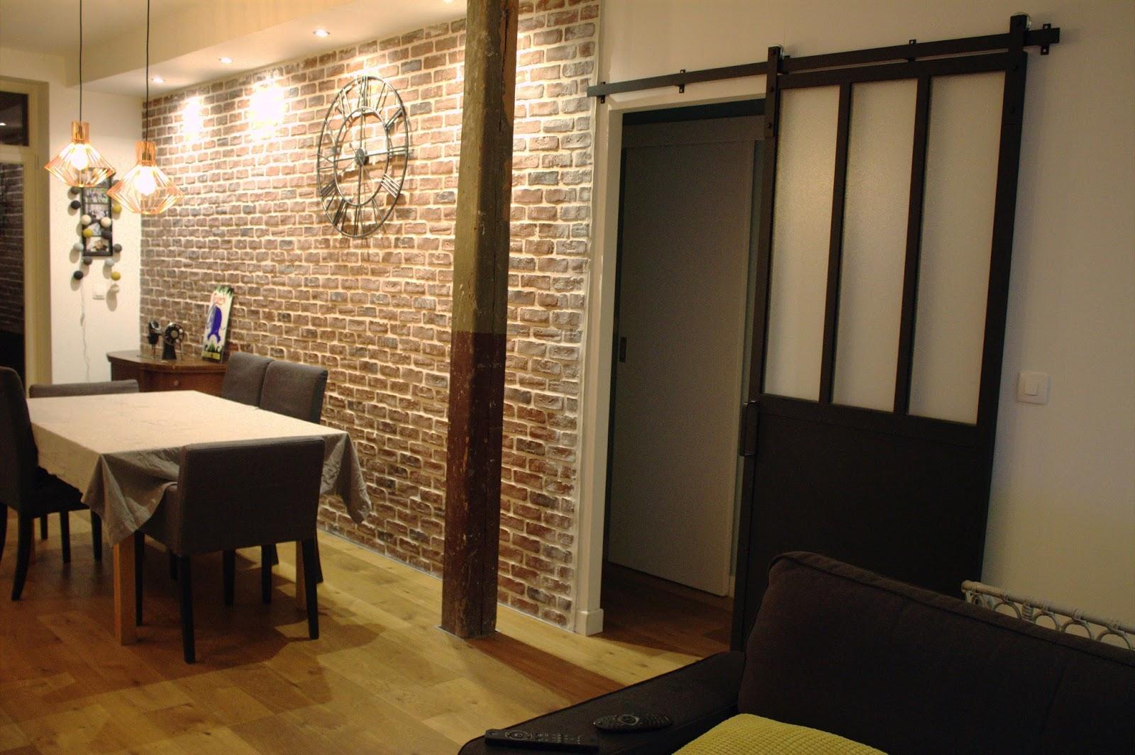 beau porte coulissante style industriel 2 verri232re int233rieure porte coulissante style atelier
