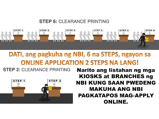 2017 step by step process how to get nbi clearance using the multi purpose nbi clearance to be issued soon malvernweather Choice Image