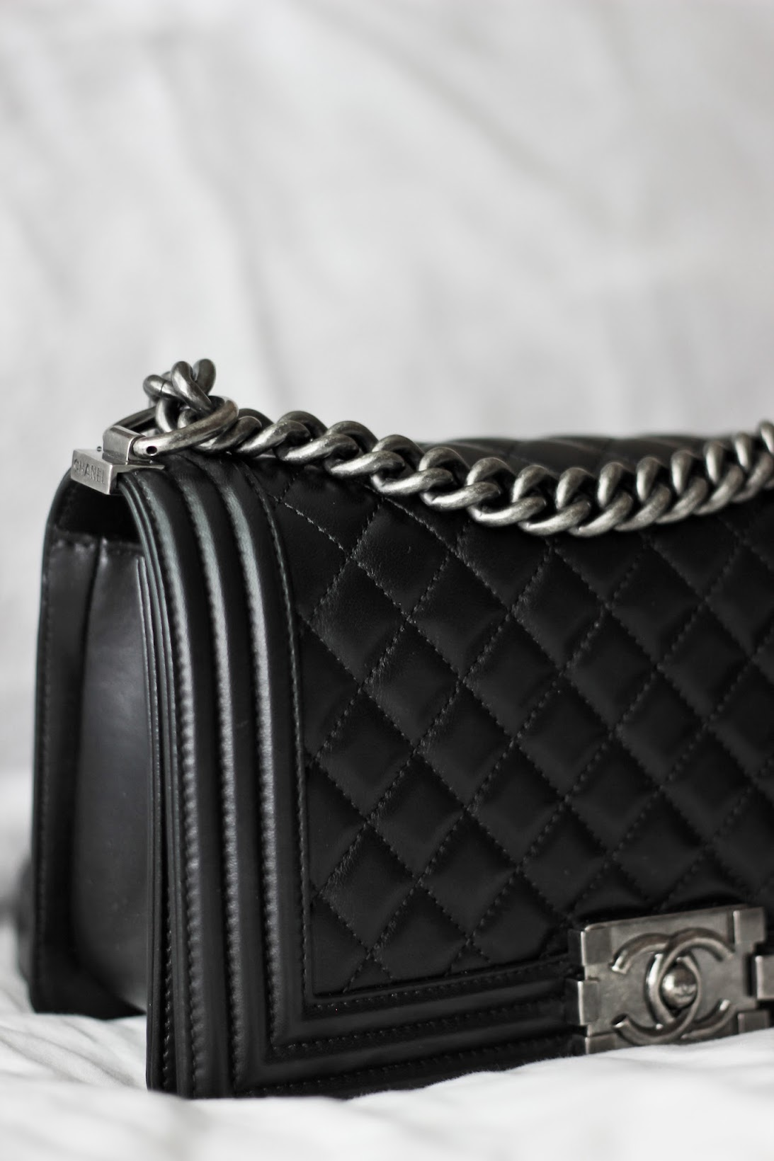 33e8644f4f5bd1 I reviewed my Chanel Classic Double Flap back in June, so if you're  interested in reading that post follow the link. For a full review on this  bad boy {pun ...