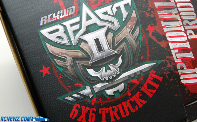 RC4WD Beast 2 box