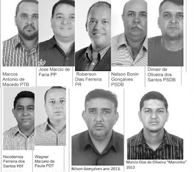 Vereadores de Mauá da Serra são inocentados no caso das diárias