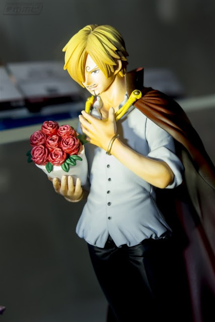 Figuarts ZERO ONE PIECE Sanji Whole Cake Island ver.