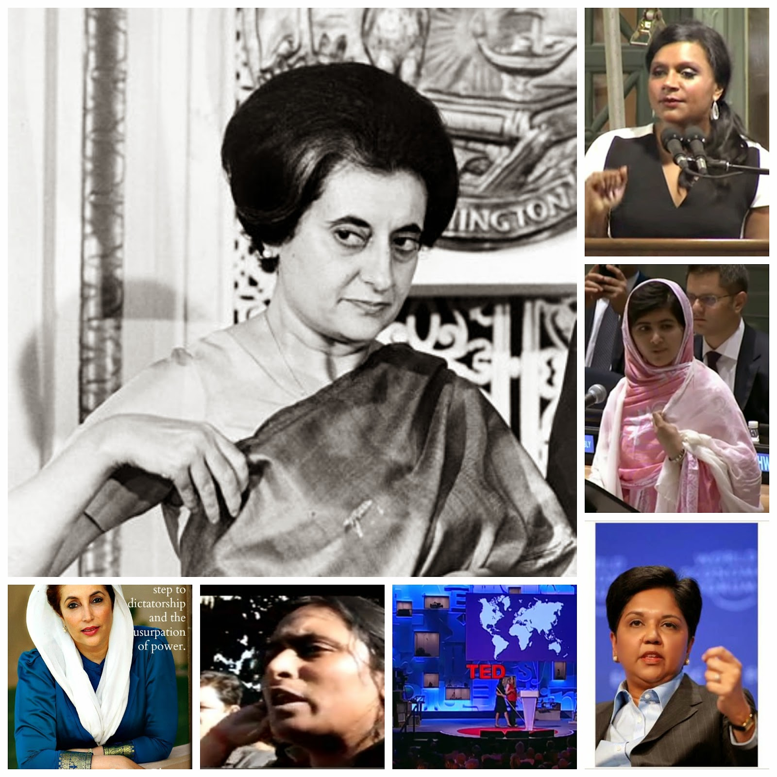 The Eloquent Woman: 9 famous speeches by Indian, Pakistani