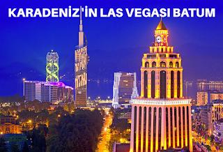 Karadeniz'in Las Vegas'ı Batum Rehberi