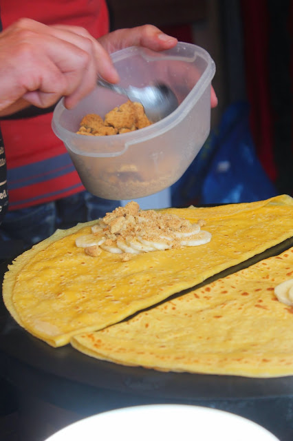Crazy Crepes Brighton Churchill Square