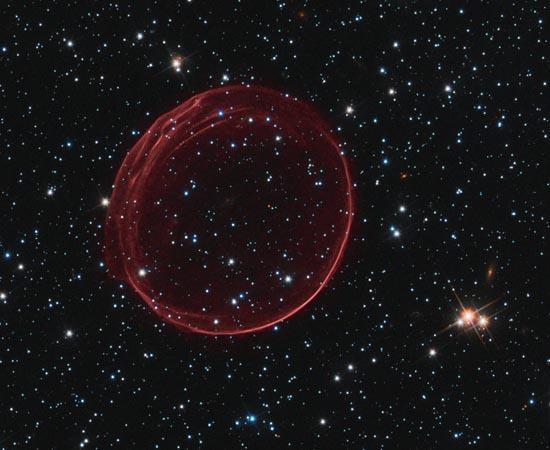16 fotos incriveis do telescopio hubble 17 - 16 fotos inacreditáveis do telescópio Hubble
