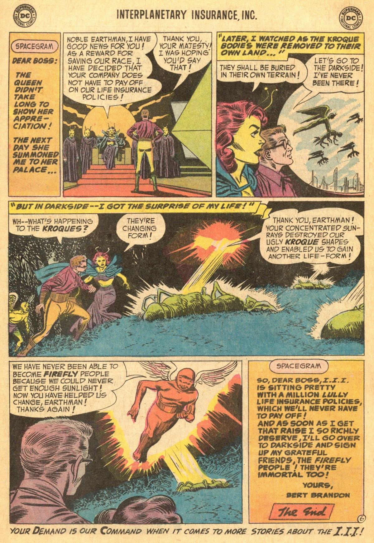 Strange Adventures (1950) issue 218 - Page 20