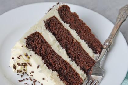 Matterhorn Cake - Chocolate Layer Cake