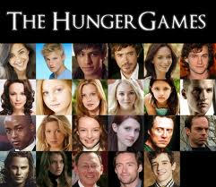 Hunger Games Series The Hunger Games Characters