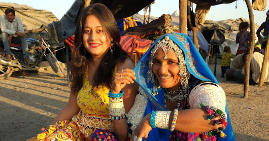 Traditional Arts & Crafts of Kutch