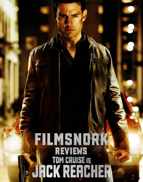 Filmsnork Jack Reacher 2012 Review