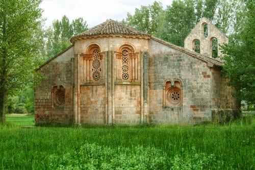 Iglesia Santa Coloma en Albendiego