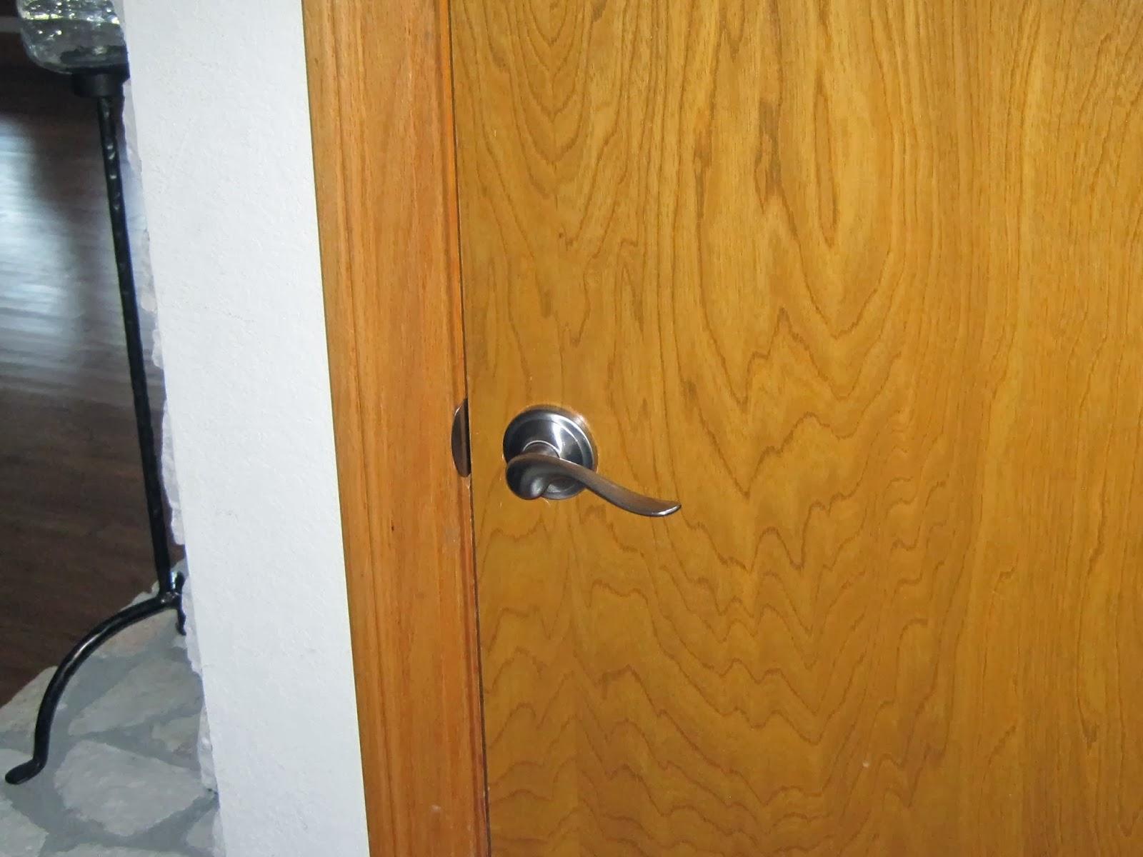House Remodelling Coat Closet Door Handle