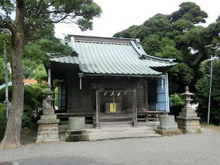 鎌倉:八雲神社