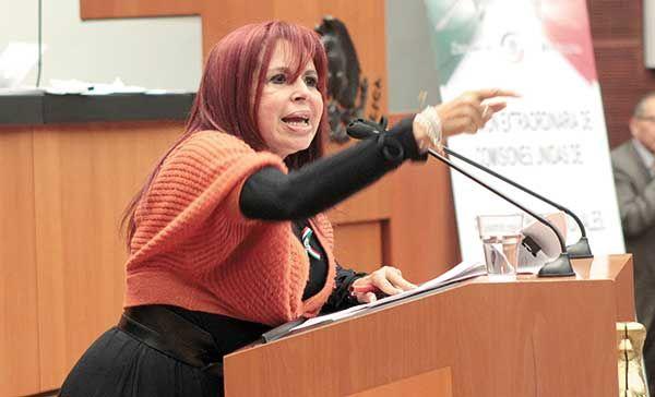 Layda Sansores propone que diputados ganen sólo 5 mil pesos al mes. ¿Yo estoy de acuerdo y tu?