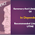94 Likely Questions From Each Chapter Of JAMB Novel- In Dependence By Sarah Mayinka