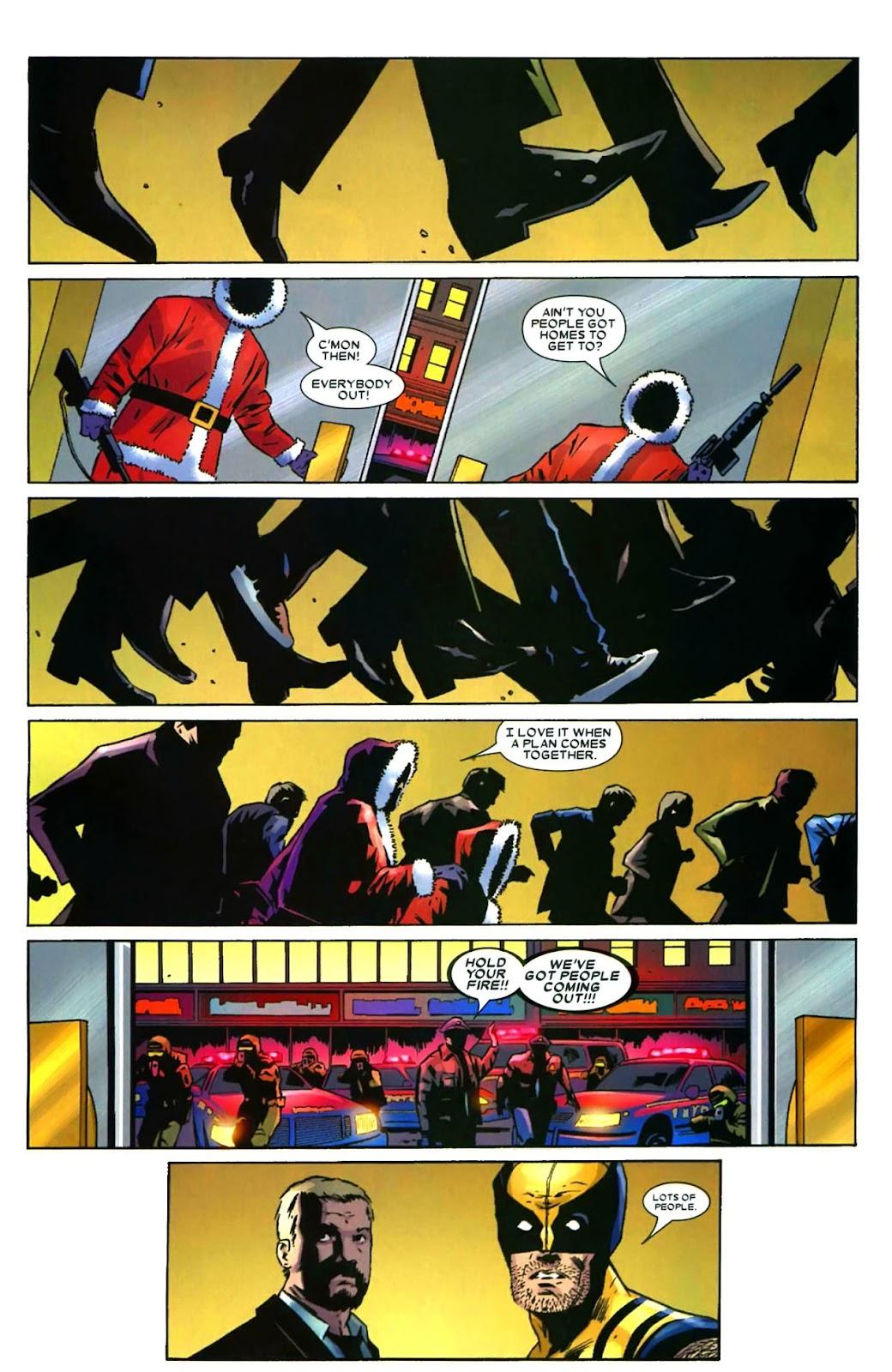 Read online Wolverine (2003) comic -  Issue #49 - 25