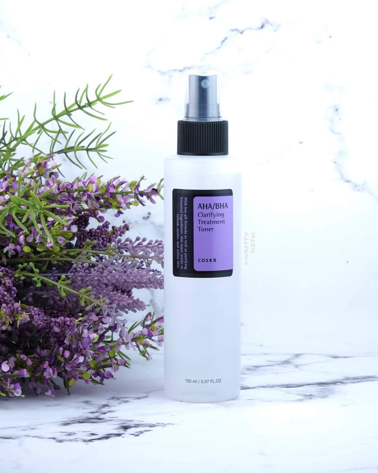 COSRX | AHA/BHA Clarifying Treatment Toner: Review