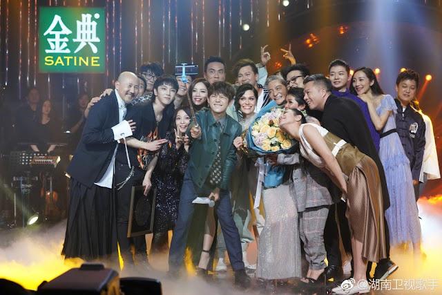 Jessie J wins Chinese talent show Singer 2018