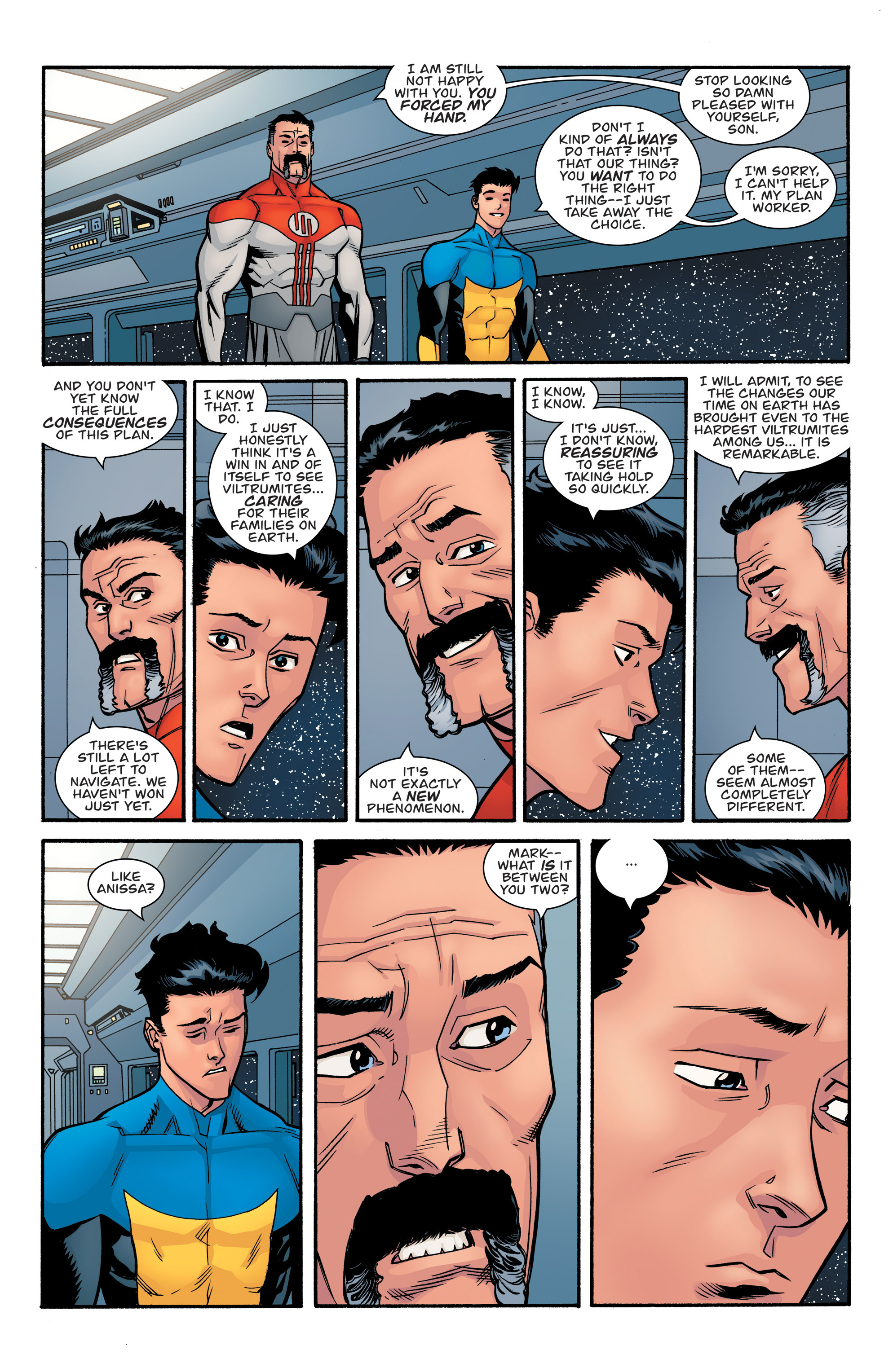 Read online Invincible comic -  Issue #137 - 10