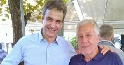 Απέσυρε την υποψηφιότητά του για πρόεδρος της ΝΟΔΕ Θεσπρωτίας ο Προκόπης Ρέβης