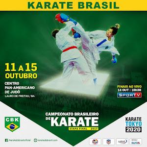 Campeonato Brasileiro de Karate - Fase Final