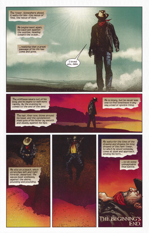 Read online Dark Tower: The Gunslinger - The Man in Black comic -  Issue #5 - 24