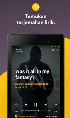 Aplikasi Android Terbaru Untuk Mencari/Mengetahui Judul Lagu