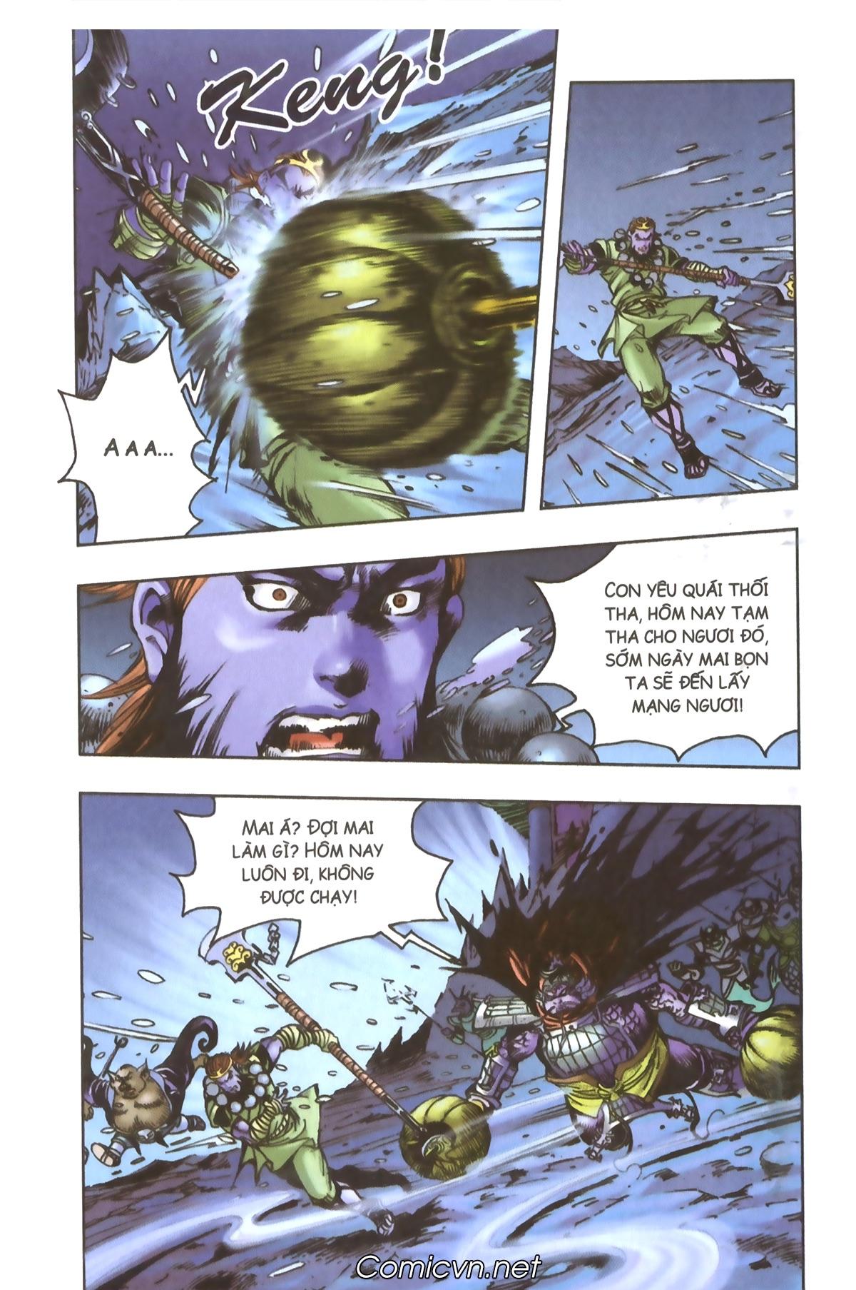 Tây Du Ký màu - Chapter 95 - Pic 5