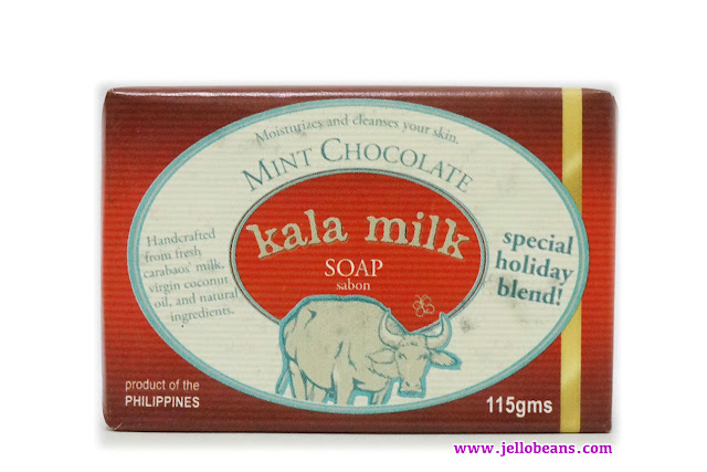 Kala Milk Soap in Mint Chocolate