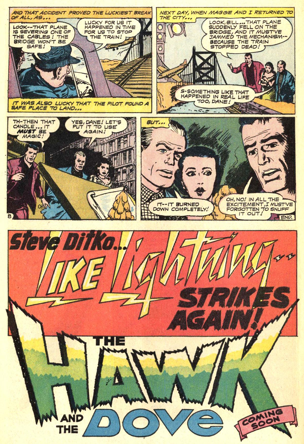 Strange Adventures (1950) issue 210 - Page 32
