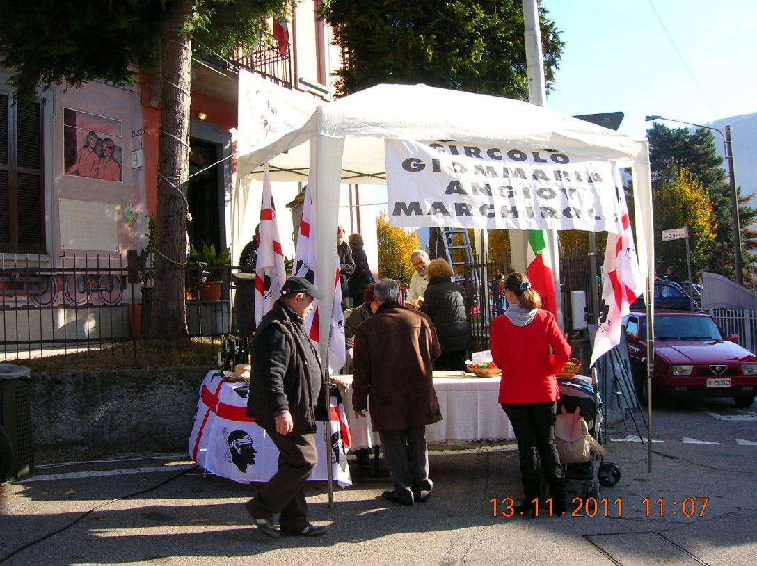 Marchirolo Mercatino di San Martino
