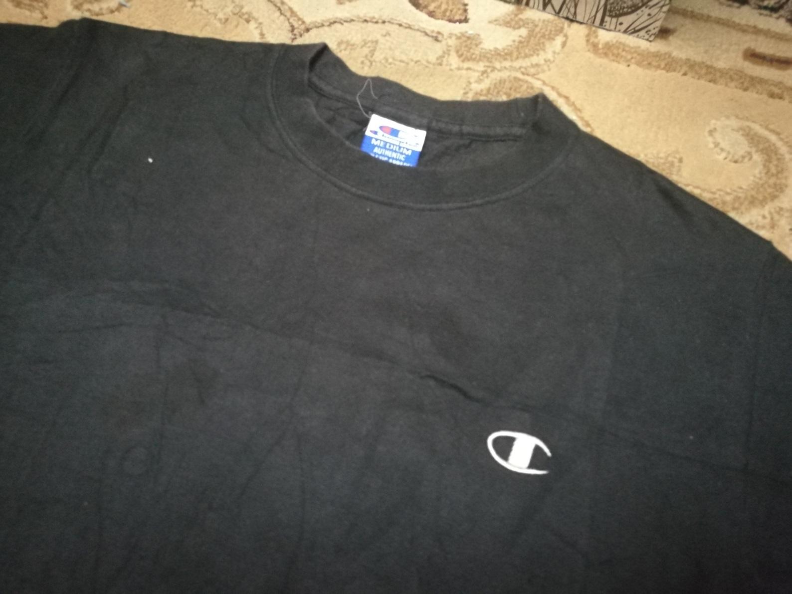 The good old things champion brand plain t shirt for Plain t shirt brands
