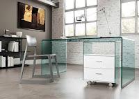 Производство мебели из стекла