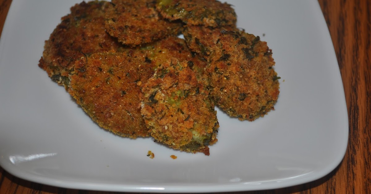 "Beth's Favorite Recipes: Oven ""Fried"" Pickles with Skinny ..."