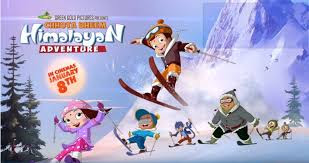 Watch Chhota Bheem Himalayan Adventure (2016) Full Hindi Movie Online Download Free