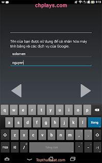 Hướng dẫn cách đăng ký tài khoản CH PLay trên điện thoại Android c