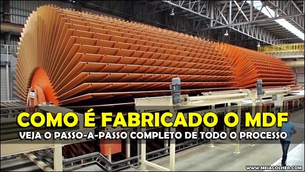 fabrica madeira mdf